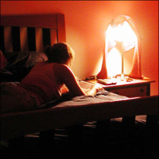 writing-bed