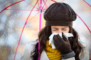 Short sleepers and people with insomnia should take extra measures to avoid colds and flu