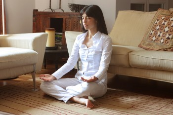 Insomnia is less bothersome if you practice meditation, focused breathing and yoga