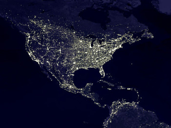 Insomnia and cancer are more likely in brightly-lit, urban areas