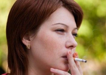 Smoking degrades the quality of your sleep and may cause insomnia.