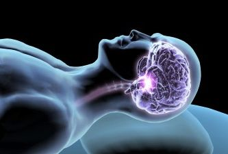 Insomnia is characterized by greater alpha wave activity at night