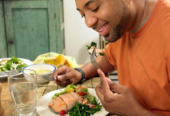 high-protein diet improves sleep quality