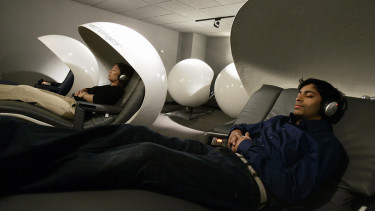 Insomnia probably won't be alleviated by offering employee nap rooms
