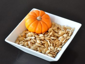 Could Pumpkin Seeds + Carbs = Better Sleep?