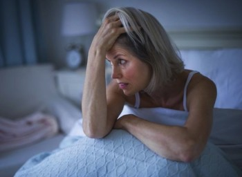 Insomnia may be characterized by reduced GABA and increased glutamate activity at bedtime