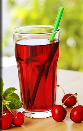 tart cherry juice may improve sleep