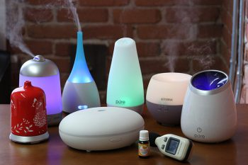 An essential oils diffuser may make a good gift for a person with insomnia