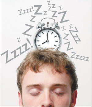 people with paradoxical insomnia report 1-2 hours of sleep but a sleep study isn't in agreement
