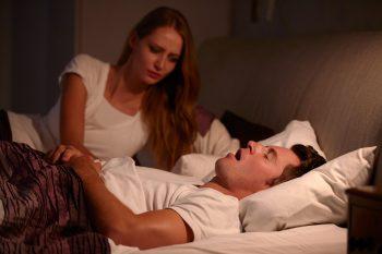 Snoring Partner? Get HelpNow