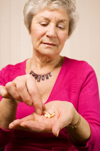 Older insomniacs may want to scale back on use of over-the-counter sleeping pills