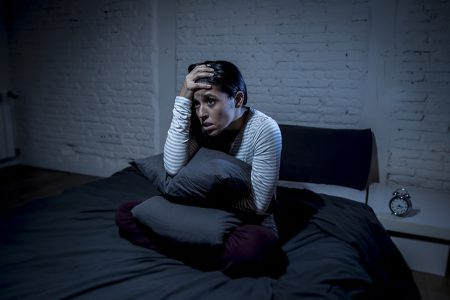 Relieve fear of sleeplessness with cognitive and behavioral therapies.
