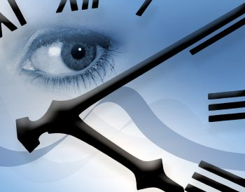 Clock watching at night fuels anxiety and insomnia