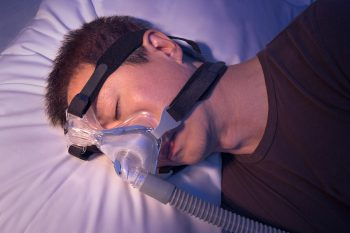 Insomnia may persist even after successful sleep apnea treatment