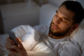 Insomnia sufferers relearn the feeling of falling asleep