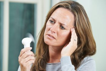 Insomnia and hot flashes can be relieved with multi-pronged treatment